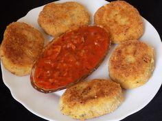 magiczna kuchnia Kasi: Kotleciki z kalafiora i marchewki