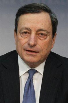 Draghi se lava las manos ante la crítica situación de España
