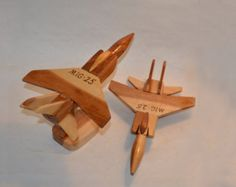 Airplane model Mirag F1 by Stastoys on Etsy