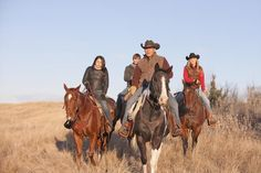 An image from Heartland