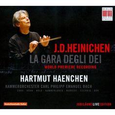 Johann David Heinichen: La Gara degli Dei
