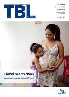 The new issue of Novo Nordisk's TBL Quarterly zooms in on health and sustainable development