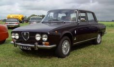 1969 alfa berlina | Auction Car of the Week: 1969 Alfa Romeo 1750 Berlina