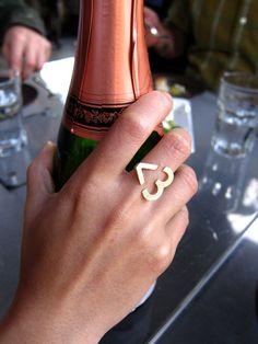 Ringe - Ich liebe dich <3 - Handmade Silber Ring - ein Designerstück von smilingsilversmith bei DaWanda