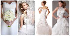 5 Ιδέες Για Νυφικά Φορέματα. Δείτε εδώ: http://www.thefashionlife.gr/2016/03/idees-gia-nyfika-foremata.html