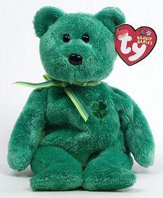 Dublin - bear - Ty Beanie Babies