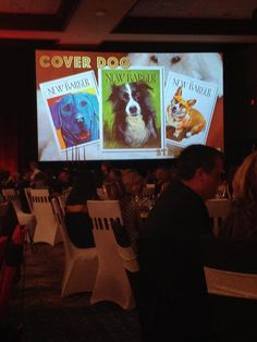 We still cannot believe it. THE NEW BARKER donated a portrait and subsequent cover opportunity for one lucky dog to the Humane Society of Tampa Bay for their beautiful Tuxes & Tails event last night. The winning bid was $12,000. Guess whose lucky dog will appear on a cover in 2016? #dogcover #tuxestails #humanesociety #tampabay #tampa #donation #magazinecover