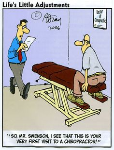 At Advanced Healthcare Associates, our primary goal is to advance wellness and overall good health through a variety of specialties including chiropractic and massage therapy. Contact us today! Chiropractic Humor, Chiropractic Office, Family Chiropractic, Chiropractic Center, Wellness Massage, Medical Humor, Friday Humor, Acupuncture, Acupressure