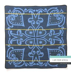 The Basotho blanket - Morena was exclusively for the king and chiefs. This blanket has the most status of all Basotho blankets.