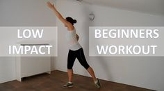 20 Minute Low Impact Workout For Beginners – Fat Burning Beginners Worko...