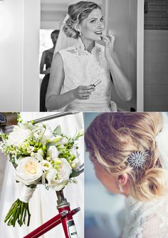 Bride's accessories (Images by Click Photography)