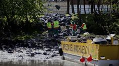 Audiencia por el Riachuelo: siguen las internas en Acumar  La Acumar deberá explicar a la Corte el nuevo plan de saneamiento del Riachuelo. Foto: LA NACION / Emiliano Lasalvia