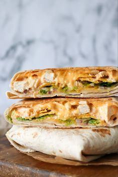 Kylling Crunch Wraps – One Kitchen – A Thousand Ideas Healthy Meals For Kids, Good Healthy Recipes, Eat Healthy, Healthy Life, Helathy Food, Eating Too Much Protein, Crunch Wrap, Good Food, Yummy Food