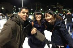 From the University of Nevada, Reno Office of International Students and Scholars - Fun was had by all who joined us for the free skate night in downtown Reno Tahoe USA. http://studyusa.com/