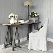 Bilderesultat for smartpanel stue Office Desk, Entryway Tables, Furniture, Home Decor, Homemade Home Decor, Desk Office, Desk, Home Furnishings, Interior Design