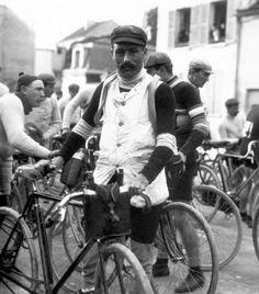 Leon Georget Paris-Roubaix 1908...