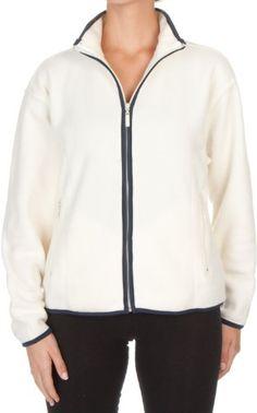 GSSGB  Ladies  Womens FullZip AntiPilling Performance Fleece Jacket  4 Colors   CreamSmall *** For more information, visit image link. (This is an affiliate link) #LadiesCoatsandJackets