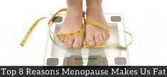 Why do so many women struggle with body fat during menopause? Maybe it's because hot flashes, night sweats, and mood swings aren't enough!... read more