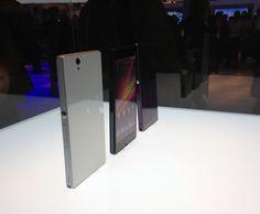 Sony revela nuevo Xperia Z.