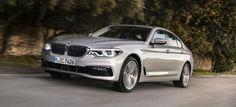 Der 5er mit dem Stecker ist bestellbar: BMW 5er als Plug-in-Hybrid-Variante