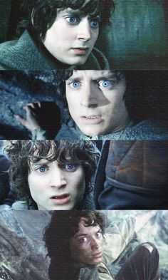 Faces of Frodo