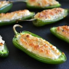Baked Jalapeno Poppers | foodraf