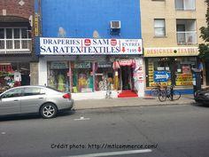 Montréal, Québec | Draperies Saratex-Sam Textiles | Pas de ventes en ligne-No online sales