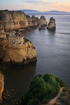 Portugal, beautiful landscape, seascape