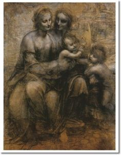 The virgin and child with St. Anne and the infant John the Baptist