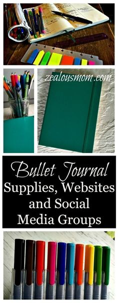 A page full of suggested supplies, blogs, websites, social media groups and other resources for bullet journalists. If you have been using the Bullet Journal system for a short amount of time or for a long while, I hope you will find some helpful information. And please, comment if you think something should be added. Thanks!