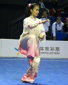 Lu Yi Chan-Competition Tai Chi
