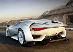 Radical Citroen GT Supercar