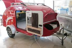 Caretta TearDrop Trailer