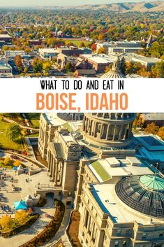 If you're looking for a fun filled destination visit Boise, Idaho. You will be impressed by all the activities that will keep you busy. Whether you want an active vacation or just want to hang out, do a little shopping and have some great meals. Boise is the place for you. #BoiseIdaho #VisitBoise #USATravel