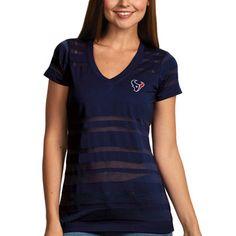 Youth Houston Texans Navy/Gray Long Sleeve T-Shirt 2-Pack