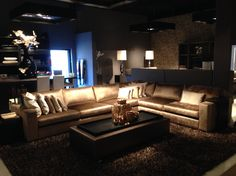 Macazz , david medium Small Living Rooms, Living Room Sofa, Apartment Living, Living Room Designs, Luxury Sofa, Luxury Living, Dream Rooms, Interiores Design, Decor Interior Design