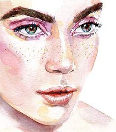 Watercolorist: @very.wet #waterblog #акварель #aquarelle #painting #drawing #art #artist #artwork #painting #illustration #watercolor #aquarela