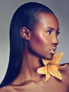 Black Supermodels Chronicles: Fatima Siad