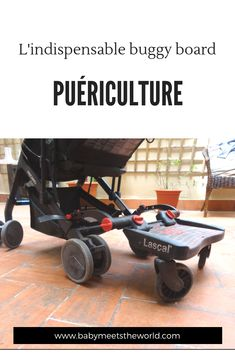 L'indispensable buggy board | Puériculture – Babymeetstheworld - Blog maman - Blog Voyages Buggy, Blog Voyage, Survival Life Hacks, Baby Door