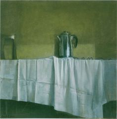 Randall Exon - Coffee Pot and Chair (2006)