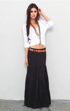 loving the skirt!