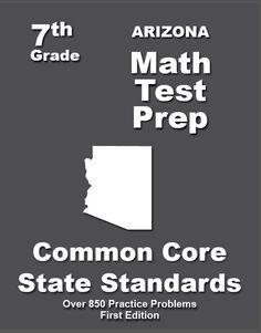 7th Grade Arizona Common Core Math