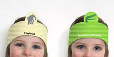 The Enormous Crocodile Role Play Headbands - stories, roleplay