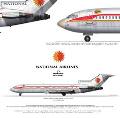 National Airlines 727