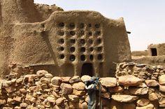 Por que criei um banco de dados para documentar a arquitetura vernacular africana?