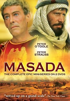 Masada - The Complete Epic Mini-Series (2DVD) Koch Vision https://www.amazon.ca/dp/B000S0KYTE/ref=cm_sw_r_pi_dp_..IaxbMYVMPV3