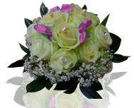 I prodotti di oggi: bouquet per nascita bimbo o bimba  www.fioreriasarmeola.com