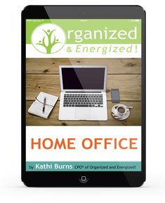 Get Your Home Office and Workspace Organized with this Free Training