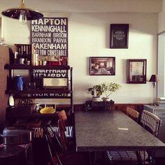 Naoki'sDiningRoom/ジャーナルスタンダードファニチャー/journal standard Furniture…などのインテリア実例 - 2015-05-03 11:43:42 | RoomClip(ルームクリップ)