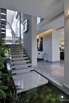 Частный дом Montrose от студии SAOTA